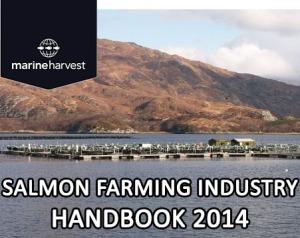 Guia de la industria salmonera 2014