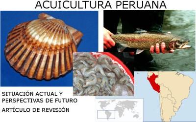 Acuicultura en perú, situación actual y perspectivas de futuro